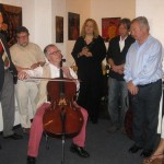 Vernissage am 20.6.2012